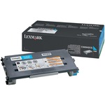 Lexmark Cyan High Yield Toner Cartridge LEXC500H2CG