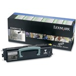 Lexmark Black High Yield Return Program Toner Cartridge LEXX340H11G