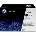 HP 16A Black Original LaserJet Toner Cartridge HEWQ7516A