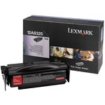 Lexmark Toner Cartridge - Black LEX12A8325