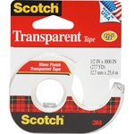 Scotch Transparent Tape Refillable Dispensers (174)