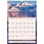 At-A-Glance Scenic Monthly Wall Calendar AAGDMW20128