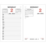 At-A-Glance Loose Leaf Desk Calendar Refill AAGE01750