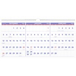 At-A-Glance 3-Months Horizontal Wall Calendar AAGPM1428