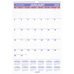At-A-Glance Wall Calendar with Hanger AAGPM328
