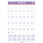 At-A-Glance Wall Calendar with Hanger AAGPM428