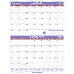 At-A-Glance Two Month Per Page Wall Calendar AAGPM928