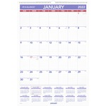 At-A-Glance Laminated Wall Calendar AAGPMLM0328