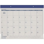 At-A-Glance Monthly Fashion Desk Pad Calendar AAGSK2517
