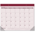 At-A-Glance Monthly Fashion Desk Pad Calendar AAGSK2592