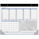At-A-Glance Weekly and Monthly Desk Pad Calendar AAGSK62500