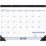 At-A-Glance 12-Months Desk Pad Calendar AAGSW20000