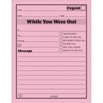 Adams While You Were Out Message Pad ABF9711D