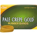 Alliance Rubber Pale Crepe Gold Rubber Band ALL20325