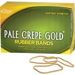 Alliance Rubber Pale Crepe Gold Rubber Band ALL20335