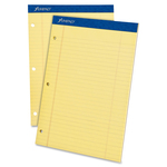 Ampad Legal-ruled 3-hole Writing Pad ESS20221