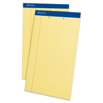 Ampad Legal-ruled 2-hole Writing Pad ESS20233