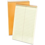 Ampad Gregg-ruled Steno Book with Kraft Cover ESS25274