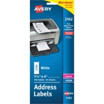 Avery Mini-Sheets Laser/Inkjet Mailing Label AVE2162