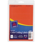 Avery Color Coding Multipurpose Label AVE05493