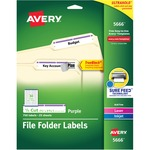 Avery Filing Labels AVE5666