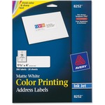 Avery Color Printing Labels AVE8252