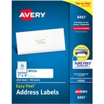 Avery Easy Peel Mailing Label AVE8461