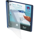 Avery See-Thru Presentation View Binder AVE10801