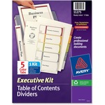 Avery ReadyIndex Executive Index Divider Kits AVE11275