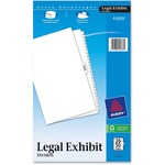 Avery Premium Collated Legal Exhibit Divider AVE11373