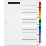 Avery Office Essentials Table 'n Tabs Monthly Divider AVE11679