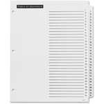 Avery Office Essentials Table 'n Tabs Daily Divider AVE11680