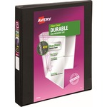 Avery Durable Reference View Ring Binder AVE17011