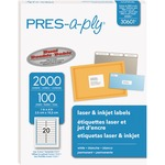 Avery Pres-A-Ply Standard Shipping Label AVE30601
