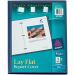 Avery Lay Flat Report Cover AVE47780