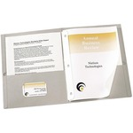 Avery Two Pocket Folder with Fastener AVE47980