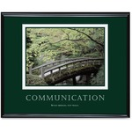 Advantus Communication Framed Poster AVT78026