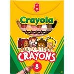 Crayola Multicultural Crayons CYO52008W