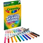 Crayola Thinline Washable Marker CYO587813