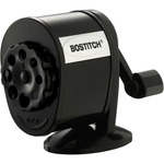 Bostitch Antimicrobial Manual Pencil Sharpener BOSMPS1BLK