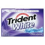 Cadbury Trident White Cool Rush Gum CDB6175700