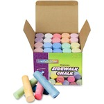 ChenilleKraft Reusable Tub Sidewalk Chalk CKC1700