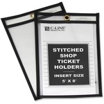 C-line Stitched Plastic Shop Ticket Holder CLI46058