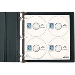 C-line CD/DVD Ring Binder Kit CLI61938