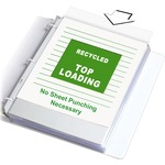 C-line Top Loading Recycled Sheet Protector CLI62029