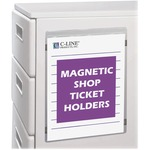C-line Magnetic Shop Ticket Holder CLI83912