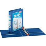 Cardinal XtraLife ClearVue Non-Stick Locking Slant-D Ring Binder CRD26312