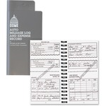 Dome Publishing Auto Mileage and Expense Record Book DOM750