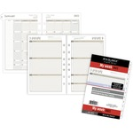Day Runner Dated Planner Refill DRN481285Y