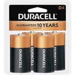 Duracell Alkaline General Purpose Battery DURMN1300R4Z